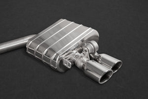 Audi S4/S5 (B8) - Valved Exhaust System (Incl. Remote)