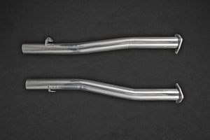 Bentley Continental GT V8 ( S) Middle silencer replacement pipes
