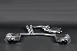 Audi RS4 (B8) Valved Exhaust System & Mid-Pipes (No Remote)