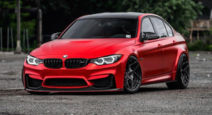 BMW F80 M3 Carbon Fiber Side Skirts by PSM Dynamic