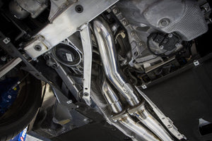 BMW M3 & M4 F80 / F82 / F83 Primary Cat Bypass Downpipes