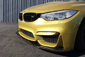 APR Performance BMW F8X M3/ M4 Carbon Fiber Front Air Dam Splitter