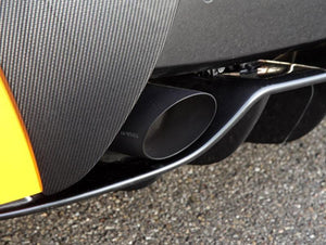 Novitec Polished Tailpipe Set for use with Novitec Exhaust Systems McLaren 540 C | 570S | 570GT 16-19