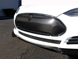 APR Performance Tesla Model S Carbon Fiber Front Grille