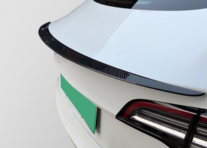 Tesla Model 3 Carbon Fiber Rear Spoiler