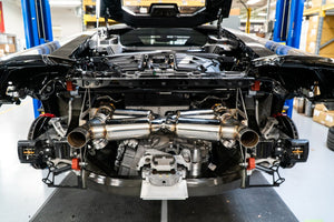 Lamborghini Huracan Performante Valvetronic Supersport X-Pipe Exhaust System