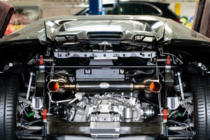 Lamborghini Huracan Performante Lightweight Supersport H-Pipe Exhaust