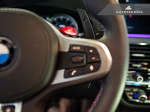 BMW F90 M5 Competition Shift Paddles