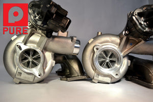 BMW F80 / F82 / F83 M3 & M4 S55 Pure Stage 2 Turbos