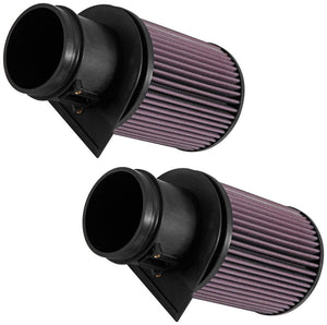 Lamborghini Huracan K&N Carbon Fiber Air Filter E-0658