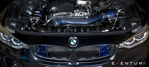Eventuri BMW F8X M3 M4 Blue Carbon Fiber Intake Kit