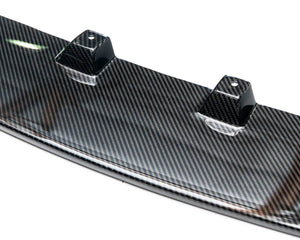 BMW F8X M3 M4 3 Piece Aeroform Carbon Fiber Front Lip