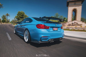 BMW F8X M3 M4 Rear Spoiler GT Wing by MAD