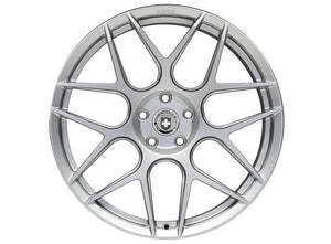 HRE FF01 Liquid Silver Flowform Wheel 20x9 5x120 30mm