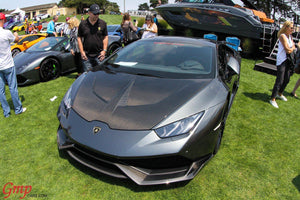 Carbon Fiber Huracan Hood by 1016 Industries