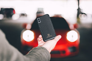 Carbon Fiber iPhone X Case Porsche GT3 991.2