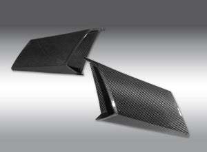 Novitec Carbon Fiber Side Window Air Intakes Lamborghini Aventador 12-19