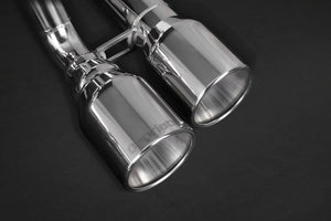 BMW M2 (F87) - Valved Exhaust System with Mid-Pipes & Remote (Stainless Tips)