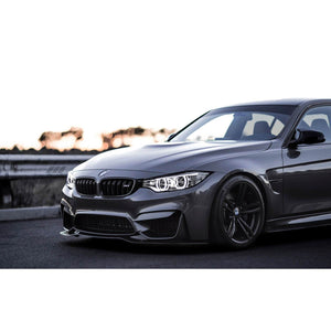 BMW F8X M3 M4 Carbon Fiber Front Lip Spoiler by PSM Dynamic