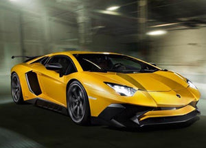 Novitec KW aluminum coil over suspension Sport hydraulically adjustable in height Lamborghini Aventador 16-18