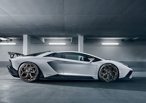 Novitec Aventador S | Roadster S Inconel Exhaust w/Flap Regulation 17-19