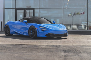 McLaren 720S Progessive Rate Lowering Springs by Velocity AP
