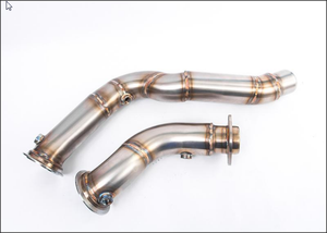 Agency Power Race Downpipes BMW M4 F82 | F83 15-19
