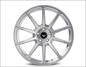 Vorsteiner V-FF 102 Flow Forged Wheel Brushed Aluminium 20x9.5 5x112 37