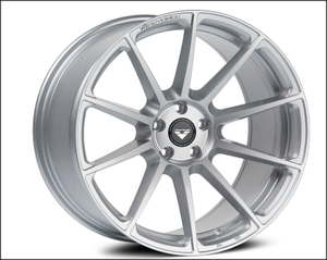 Vorsteiner V-FF 102 Flow Forged Wheel Mercury Silver 20x10 5x112 30