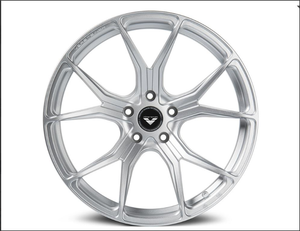 Vorsteiner V-FF 103 Flow Forged Wheel Brushed Aluminium 20x10 5x112 42
