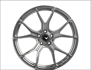 Vorsteiner V-FF 103 Flow Forged Wheel Titanium Machine 19x9.5 5x112 37