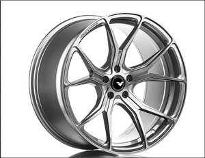 Vorsteiner V-FF 103 Flow Forged Wheel Titanium Machine 19x10.5 5x120 34