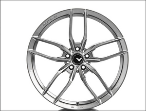 Vorsteiner V-FF 105 Flow Forged Wheel Titanium Machine 19x9.5 5x112 37