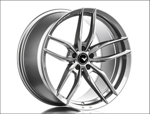 Vorsteiner V-FF 105 Flow Forged Wheel Titanium Machine 19x8.5 5x112 45