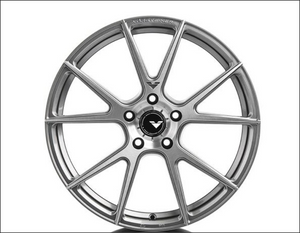 Vorsteiner V-FF 106 Flow Forged Wheel Brushed Aluminium 19x10 5x120 45