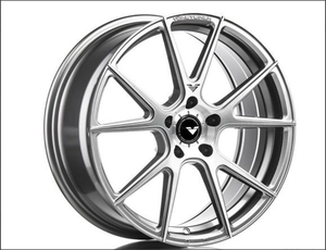 Vorsteiner V-FF 106 Flow Forged Wheel Brushed Aluminium 19x8.5 5x120 30