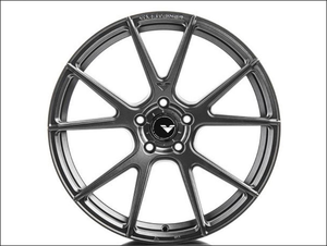 Vorsteiner V-FF 106 Flow Forged Wheel Carbon Graphite 19x11 5x130 52