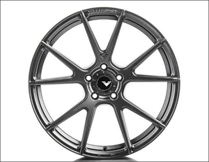 Vorsteiner V-FF 106 Flow Forged Wheel Mystic Black 19x9.5 5x112 46