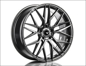 Vorsteiner V-FF 107 Flow Forged Wheel Titanium Machine 20x9 5x112 35