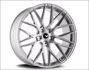 Vorsteiner V-FF 107 Flow Forged Wheel Titanium Machine 22x10.5 5x120 35