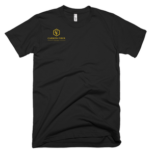 Carbon Fiber & Co. T-Shirt Back
