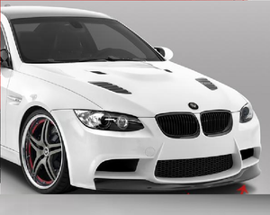 Vorsteiner V-RS Replacement Carbon Fiber Front Lip for GTS3 Front Bumper BMW M3 E92|93 08-13