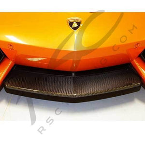 Aventador Carbon Fiber Center Splitter