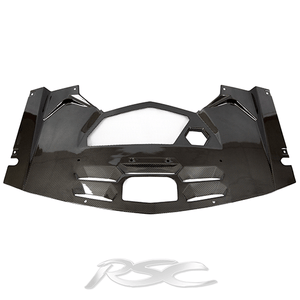 Aventador 5-Piece Carbon Fiber Engine Bay Kit