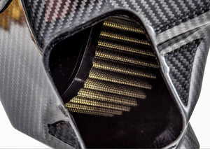 AWE Tuning BMW F8X M3/ M4 S-Flo Carbon FiberAir Intake Box & Filter