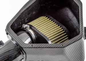 AWE Tuning BMW F8X M3/ M4 S-Flo Carbon Fiber Intake Box & filter