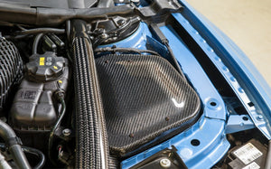 AWE Tuning BMW F8X M3/ M4 S-Flo Carbon Fiber Intake Kit Air Box