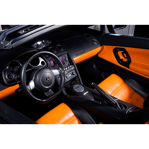 Gallardo Carbon Fiber Interior Kit (15 Pieces)