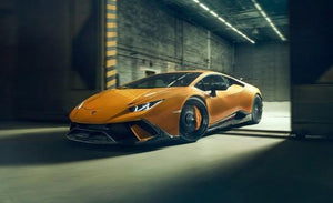 Novitec Carbon Forged Fender Attachment Lamborghini Huracan Performante 2018