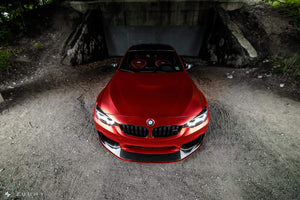 BMW M3/ M4 F8X Carbon Fiber Front Air Dam by RSC Tuning